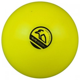 Kookaburra Ball Elite Indoor Yellow