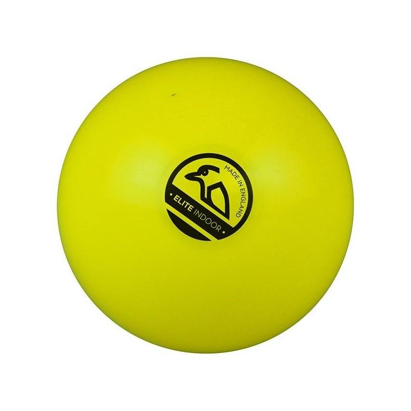 Kookaburra Ball Elite Indoor Yellow