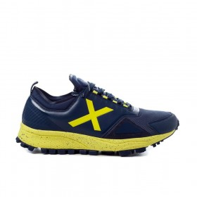Munich Hook 01 Navy-Yellow