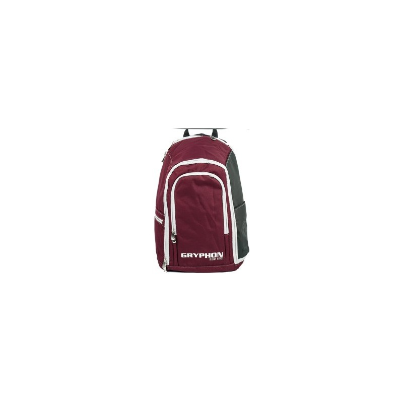 Gryphon Big Mo Backpack Burgundy