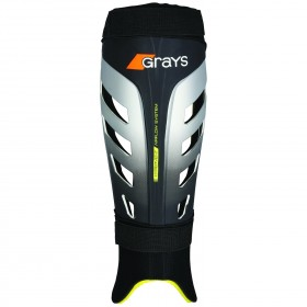 Grays Shinguards G800 Black-Neon Yellow