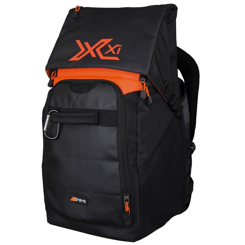 Grays Rucksack XI Black-Orange