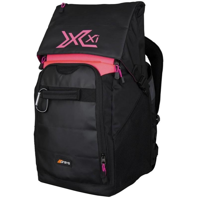 Grays Rucksack XI Black-Pink