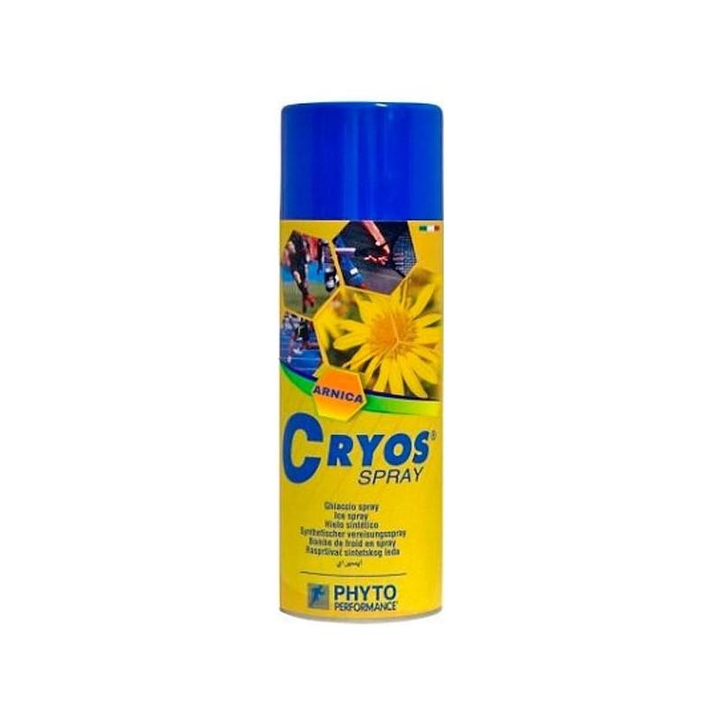 Cryos Spray Hielo Sintético con Arnica