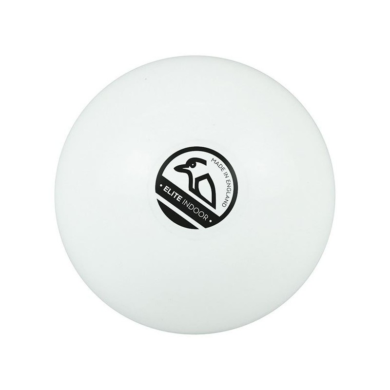 Kookaburra Ball Smooth Burra White