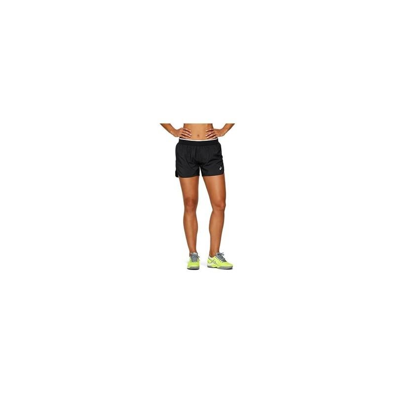 Asics Practice W Shorts Performance Black