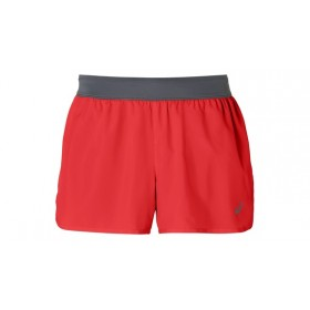 Asics Practice W Shorts Flash Coral