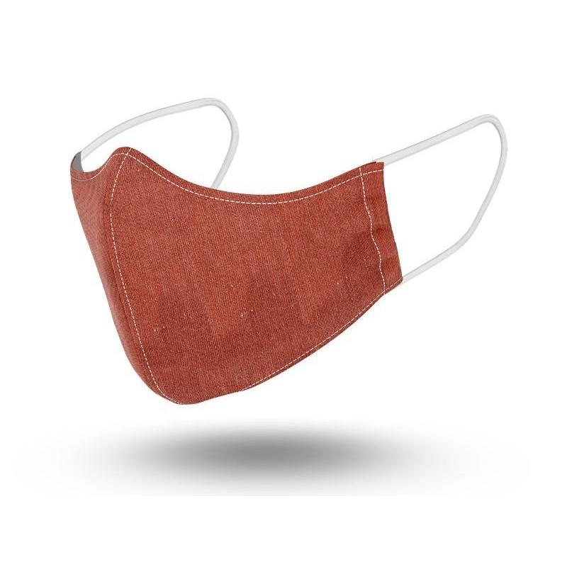 Mascarilla Niños Reutilizable Cool Red 2 Talla 10-