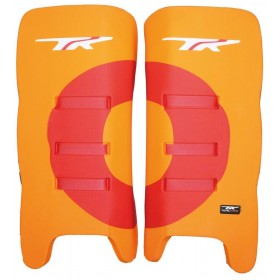 TK Total Three 3.1 Guardas Portero Naranja-Rojo