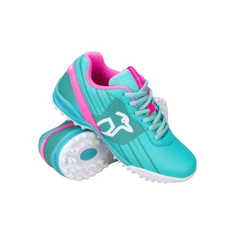 Kookaburra Neon Mint Zapatillas Hockey