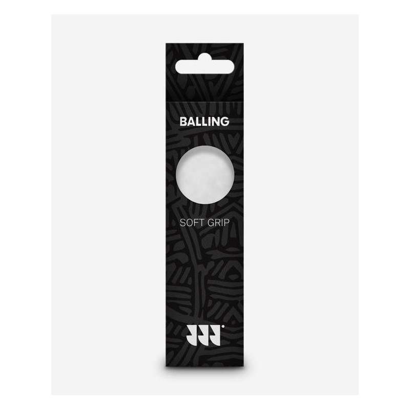 Balling Soft Grip Hockey White