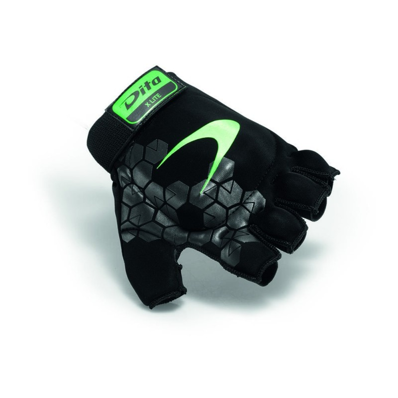 Dita X Lite LH Negro-Verde