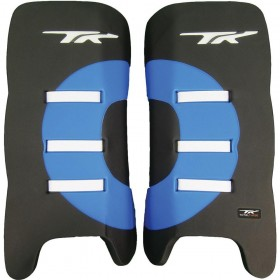 TK Total Three 3.1 Guardas Portero Negras-Azules