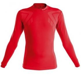 Luanvi Camiseta Térmica Sahara Roja