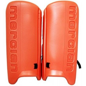 Mercian Academy Guardas Portero Hockey Naranjas