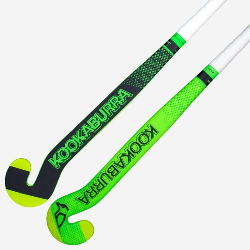 Kookaburra Obstruct GK Stick Verde