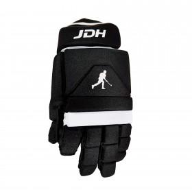 Guante de Hockey Sala JDH Negro-Amarillo