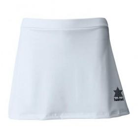 Luanvi Falda Pantalón Blanca
