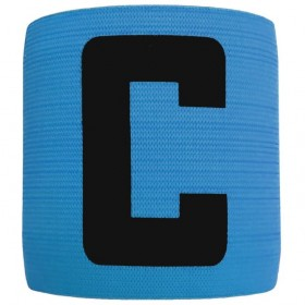 Brazalete Con Velcro Azul