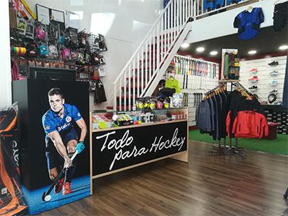 tienda de hockey en valencia, fotografia del interior 001